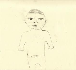 Mikey-self portrait